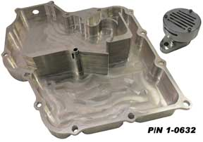 MPS Trap Door Oil Pan