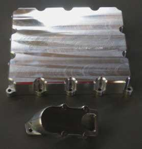 DME GSXR1000 Oil Pan